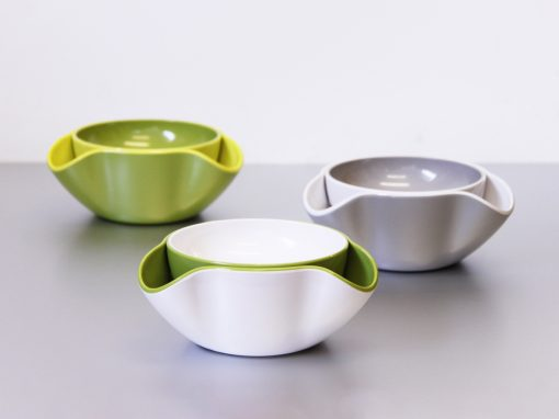 Double Dish™ Snack Bowl