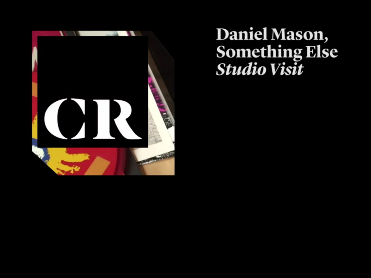 """CRTV Interview With Daniel Mason of """"Something Else"""""""
