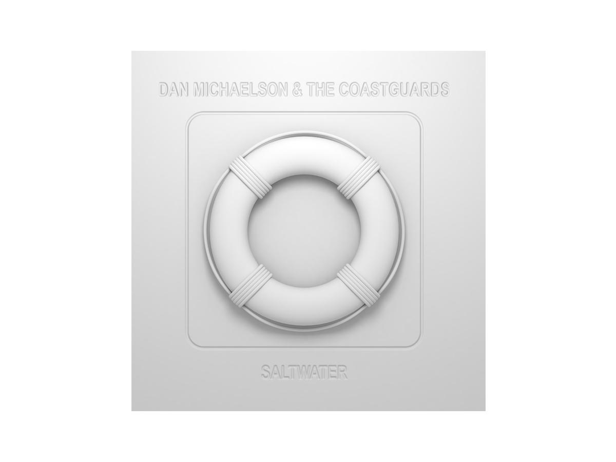 Dan Michaelson & The Coastguards CD Cover