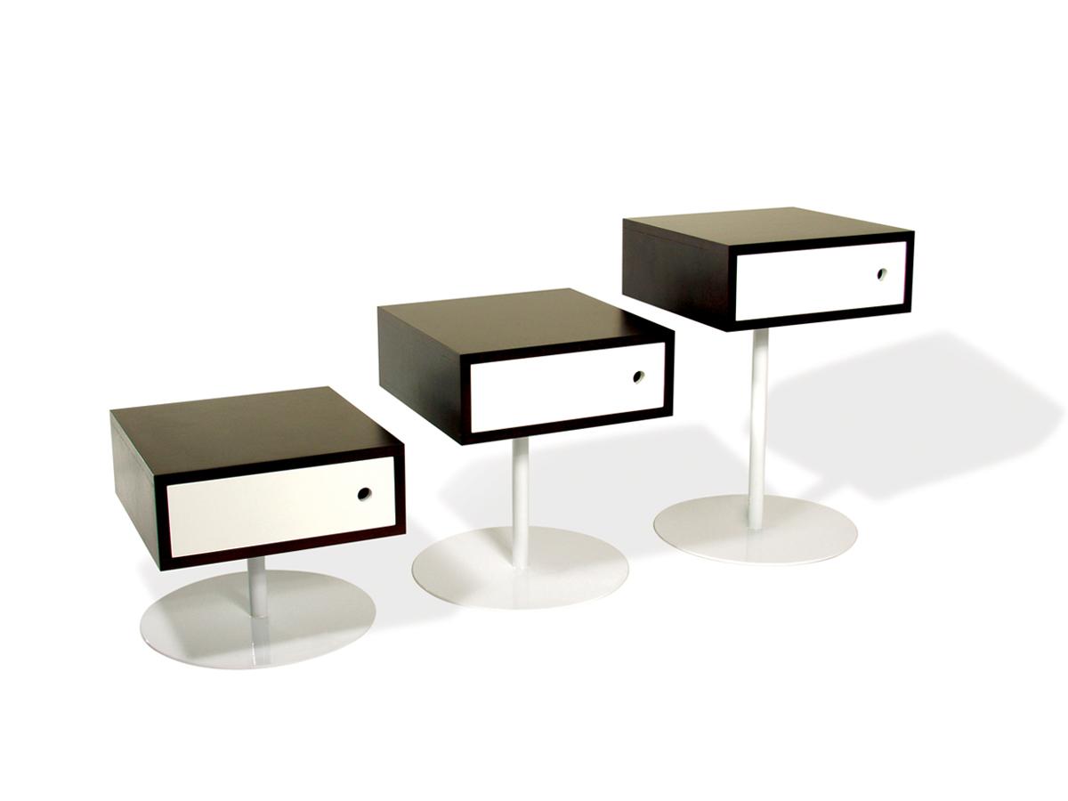 Domino Pedestal Units