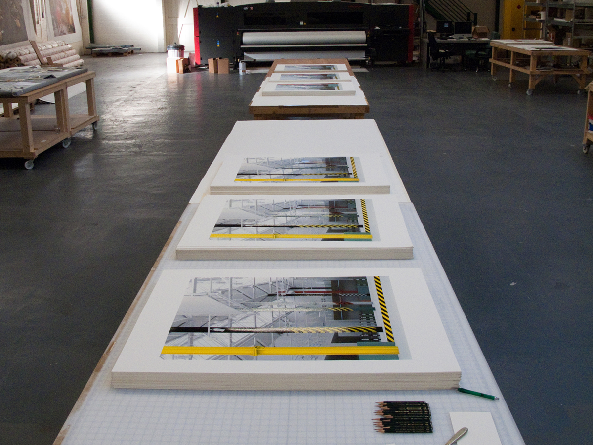 FAC 51 The Hacienda All Prints Lined Up