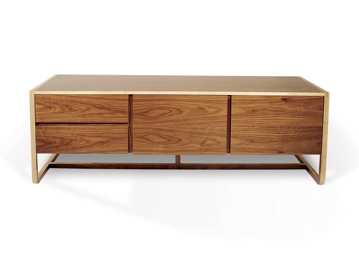 London Sideboard Front View