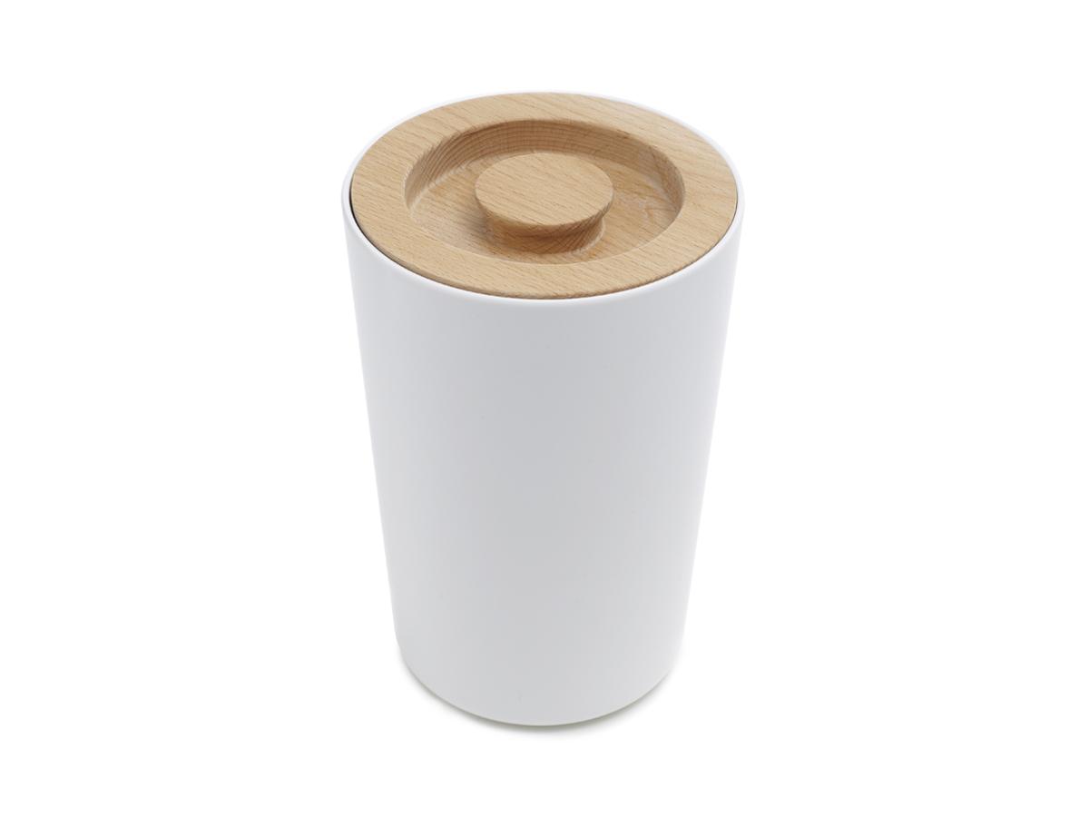Melamine Storage White