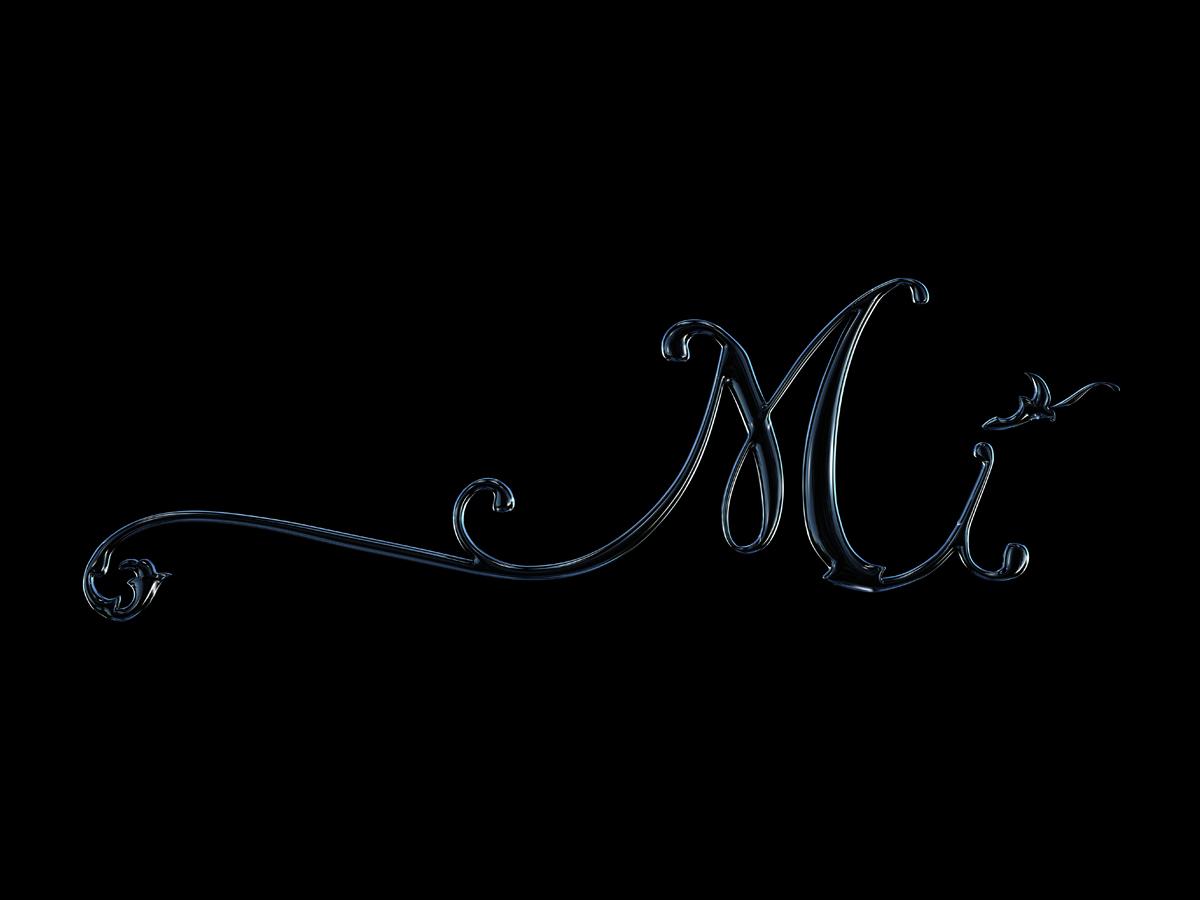 """Mi"" Logo Concept by Morph + Venture Three"