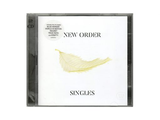 "New Order ""Singles"""