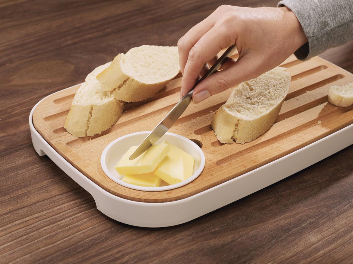 Slice&Serve In Use Butter