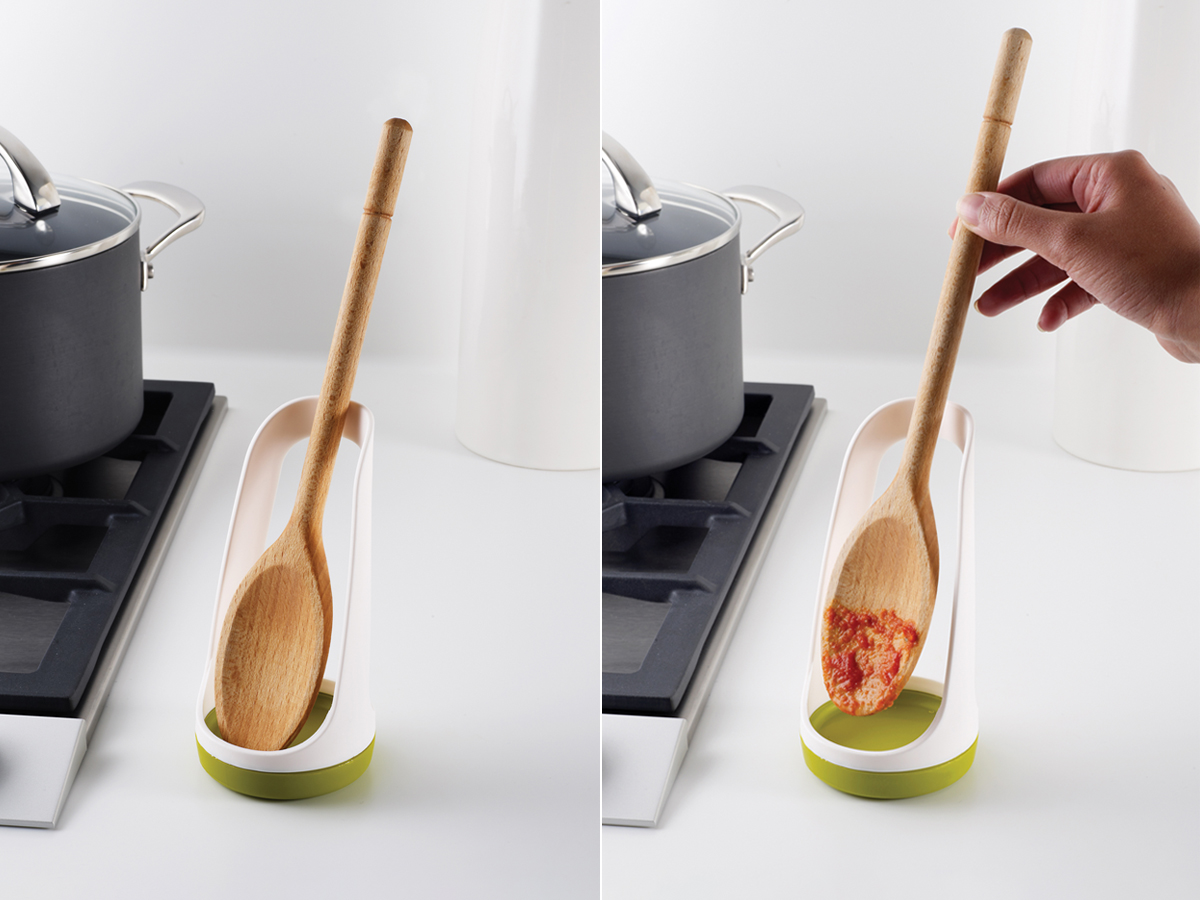 Spoon Base In Use