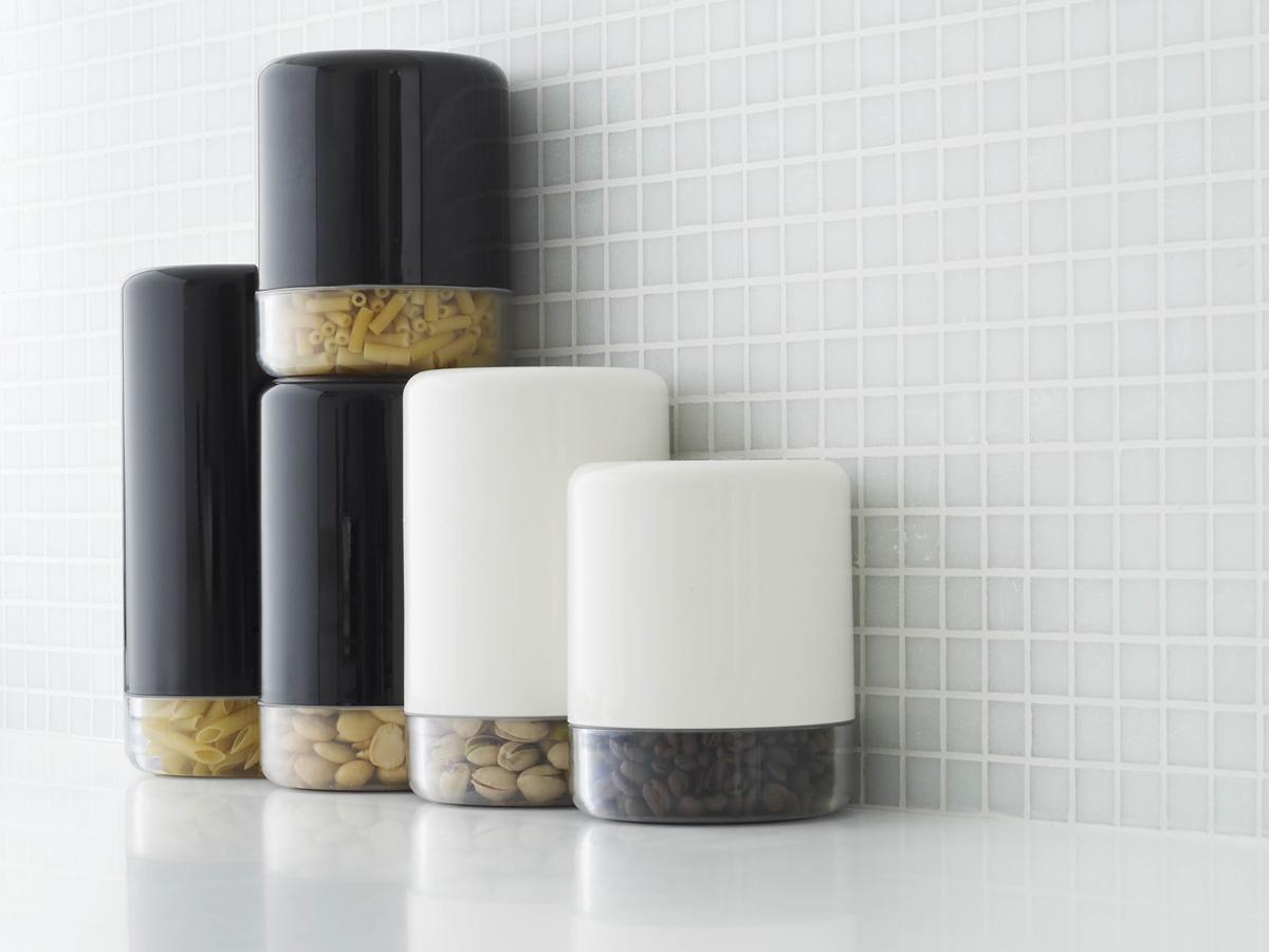 View Storage In Use Black & White