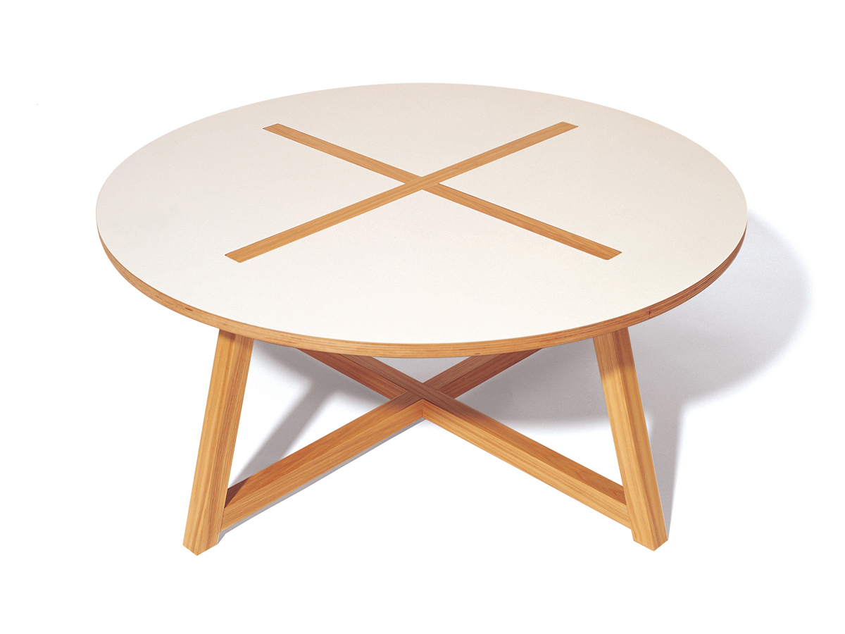 x2 Table White