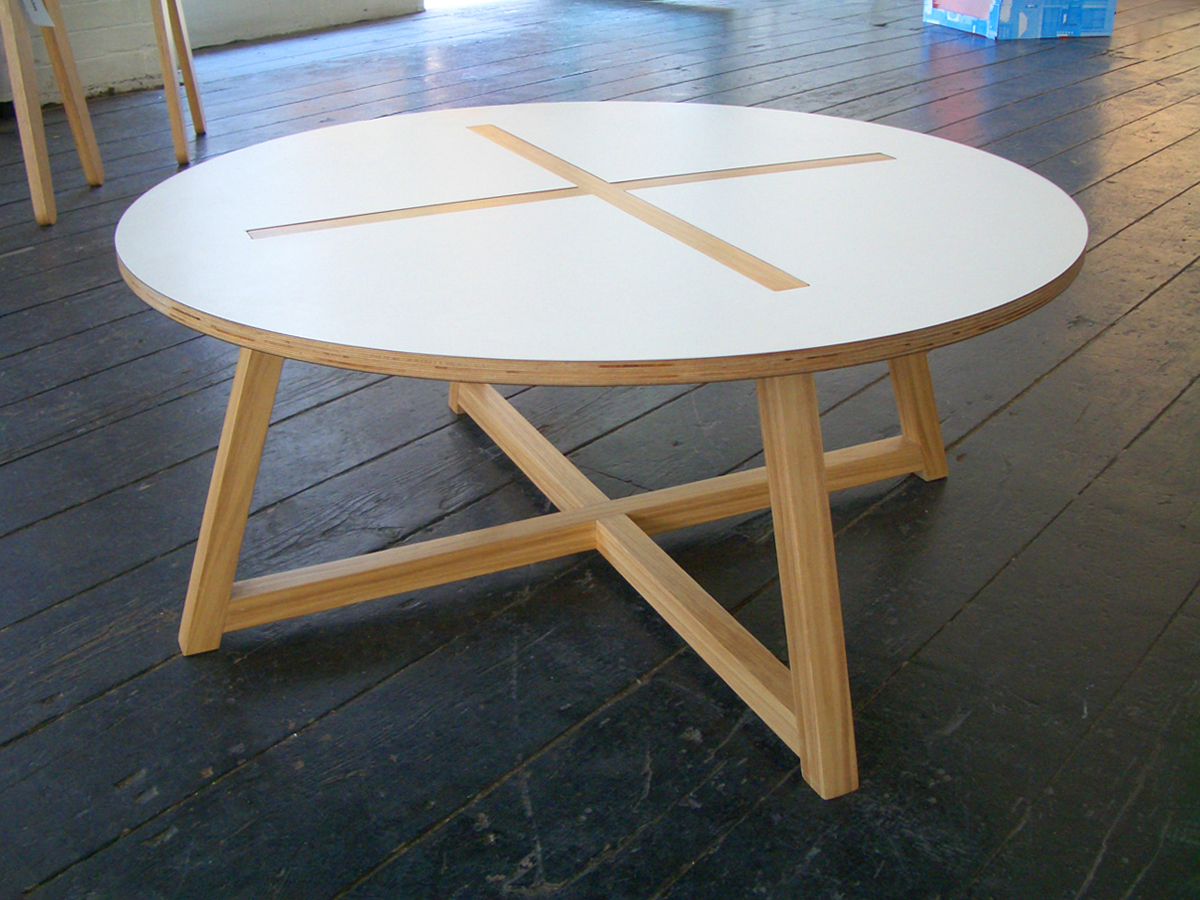 x2 Table White On Display