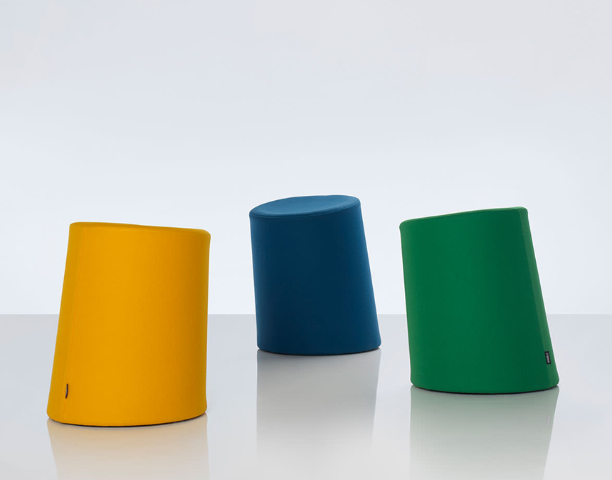 10 Degrees Stool by Morph for Modus Furniture