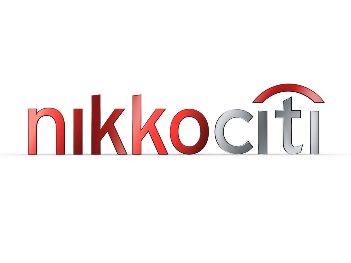 Nikko Citi Logo Standing