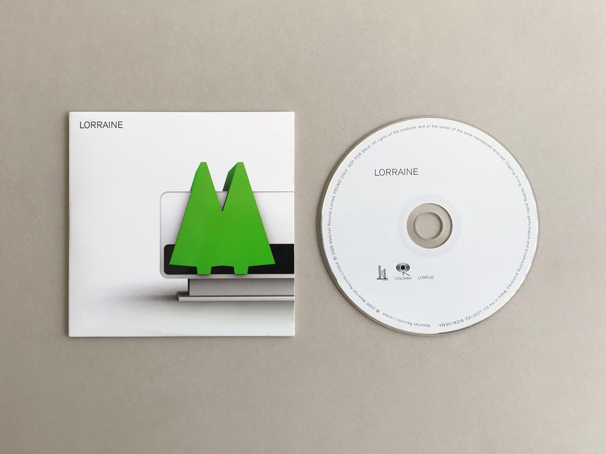 Lorraine CD Single