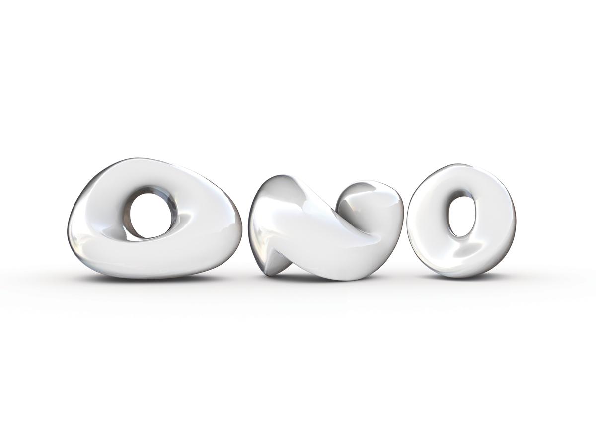 """ONO"" Logo Concept by Morph + Venture Three"
