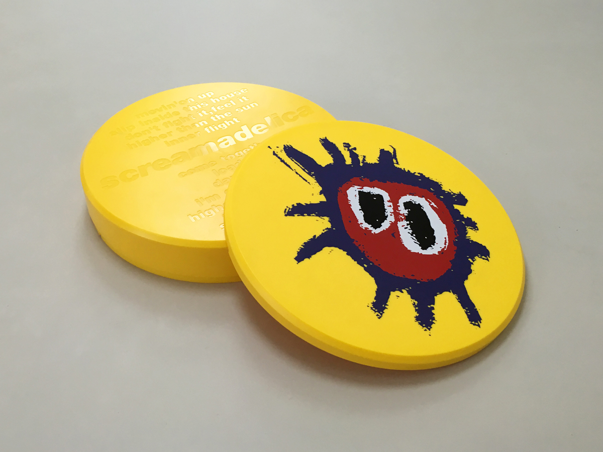 Screamadelica Alternative Test Colourway