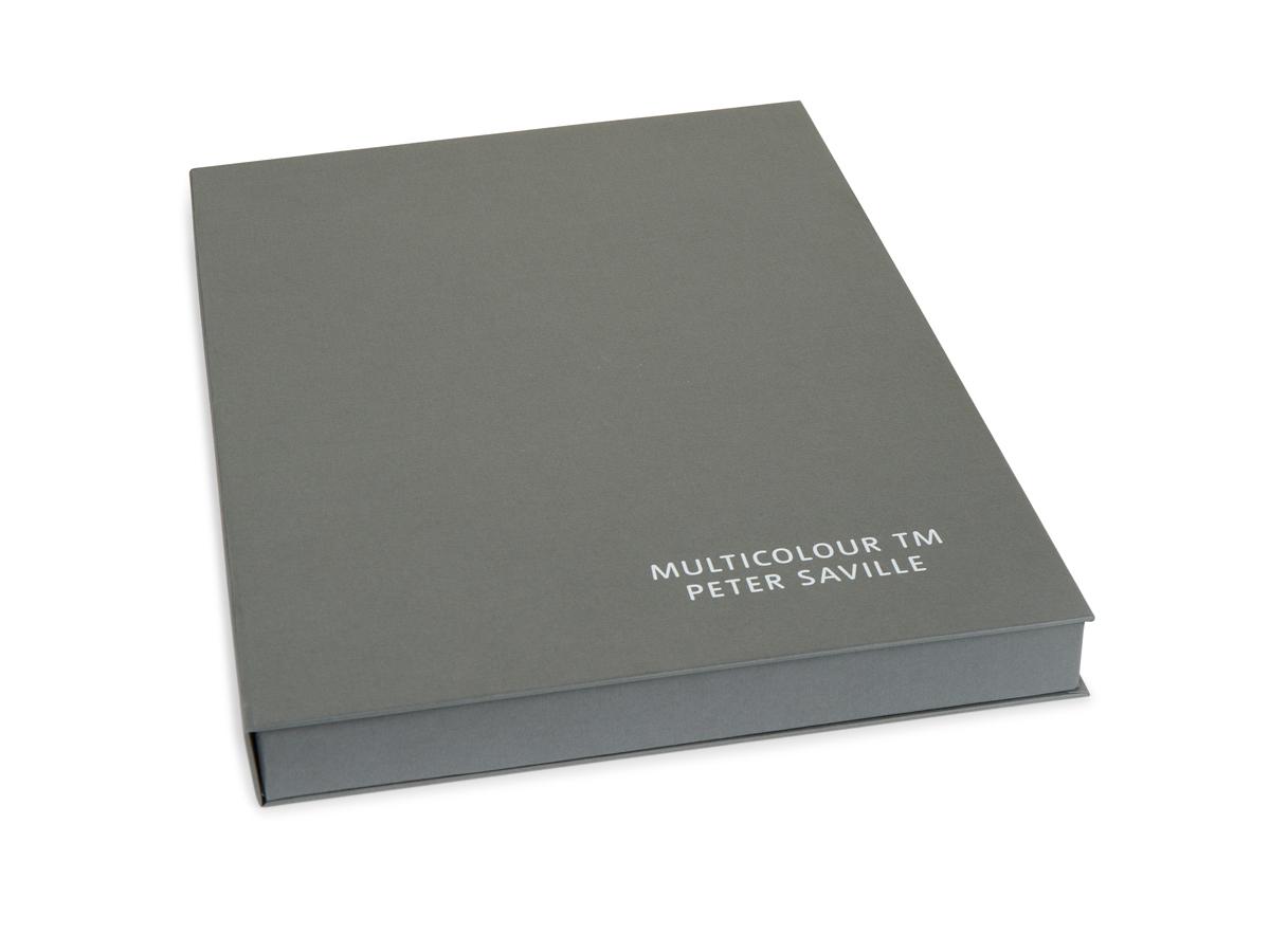 Tate Modern Peter Saville Portfolio Closed