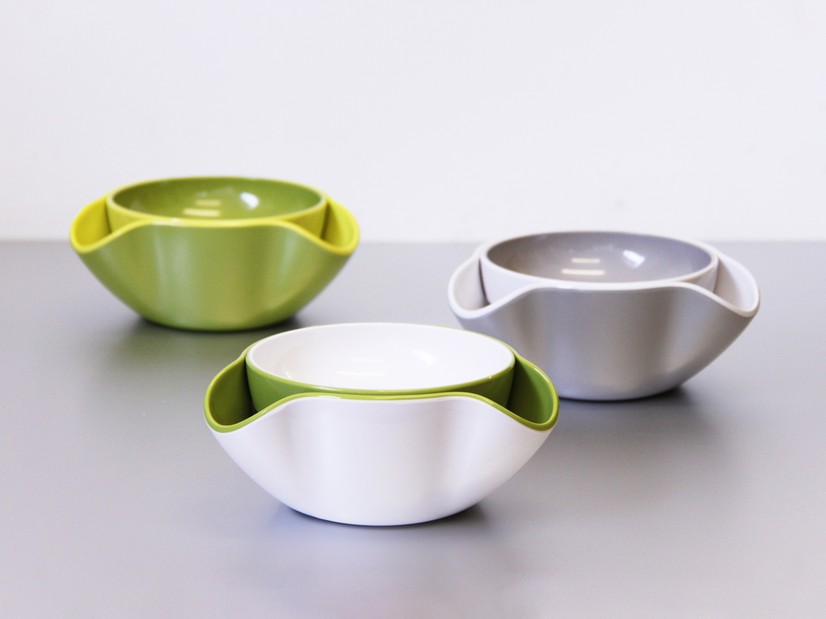 Double Dish All Colourways