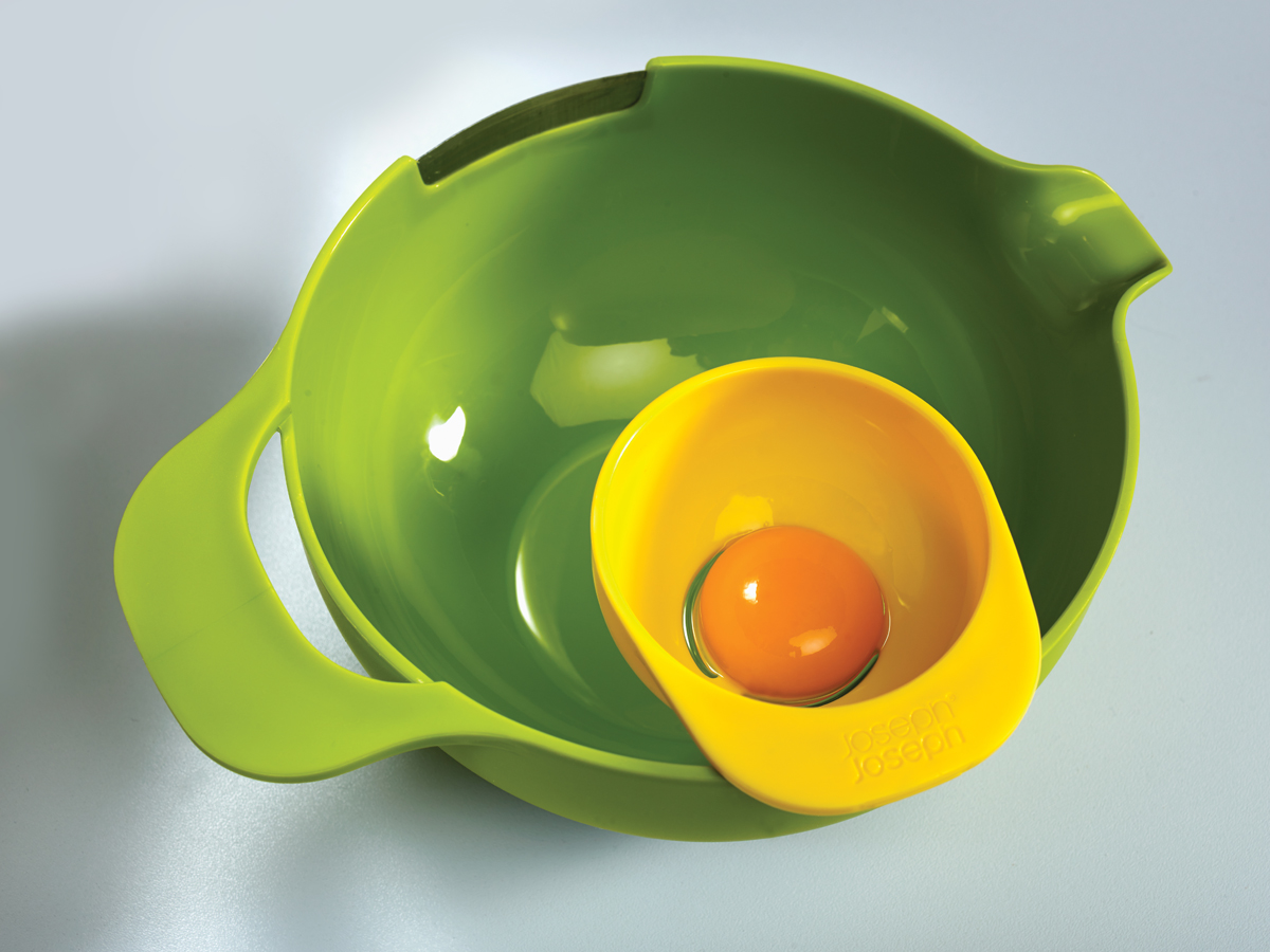 Nest Mix Egg Separator Detail