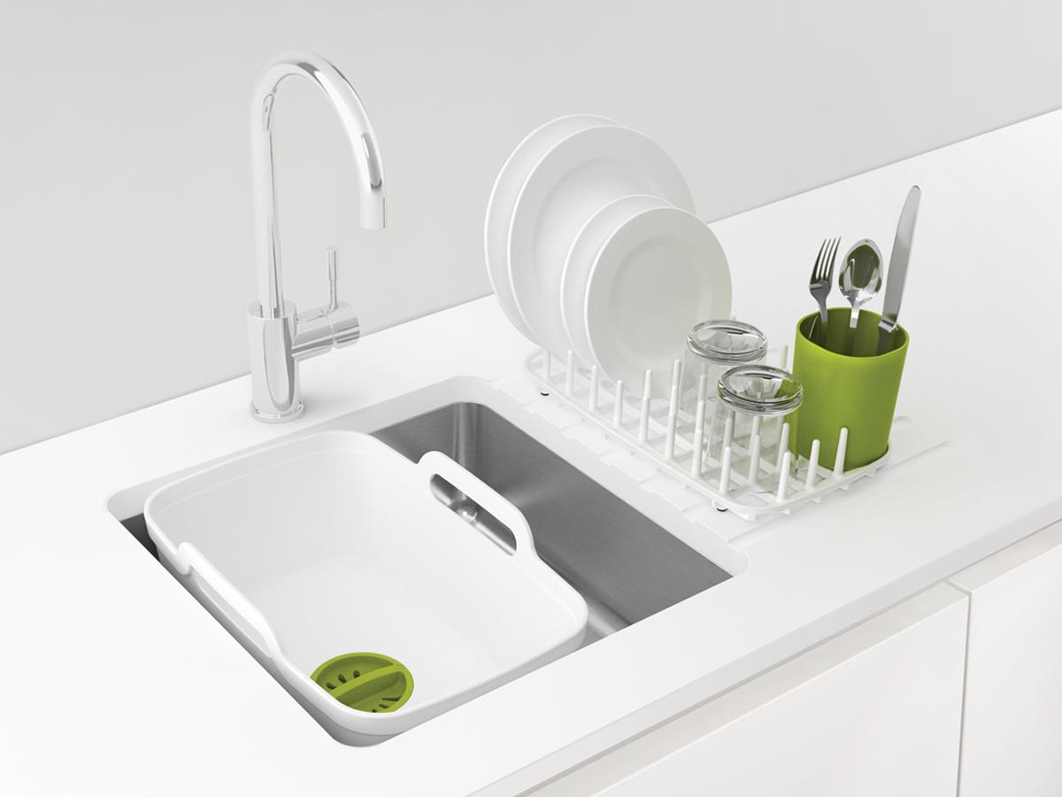 Wash&Drain Plus In Use Apart