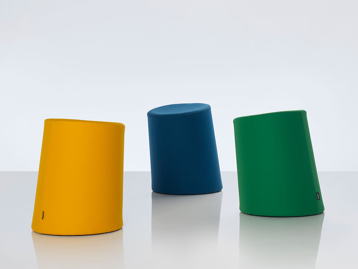 10 Degree Stool 3 Colours
