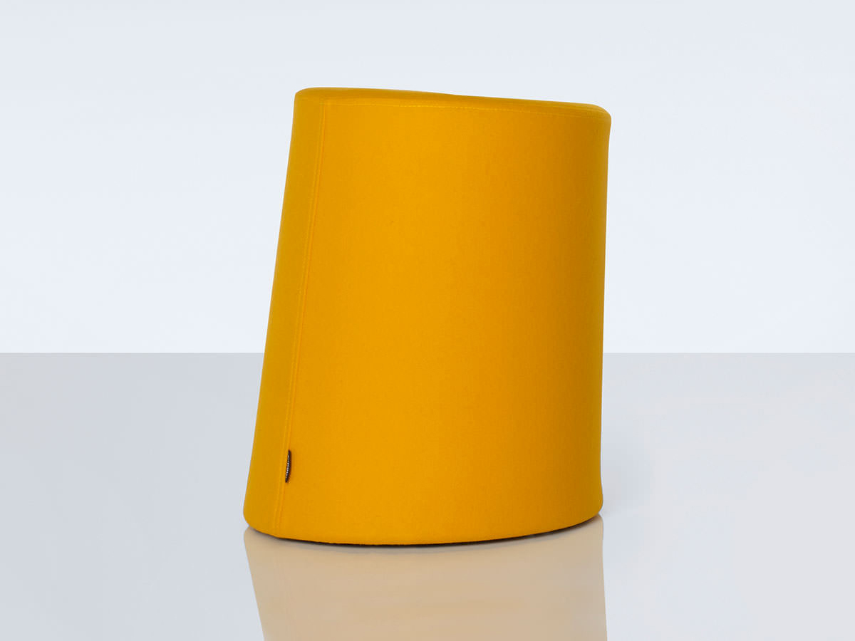 10 Degree Stool Yellow