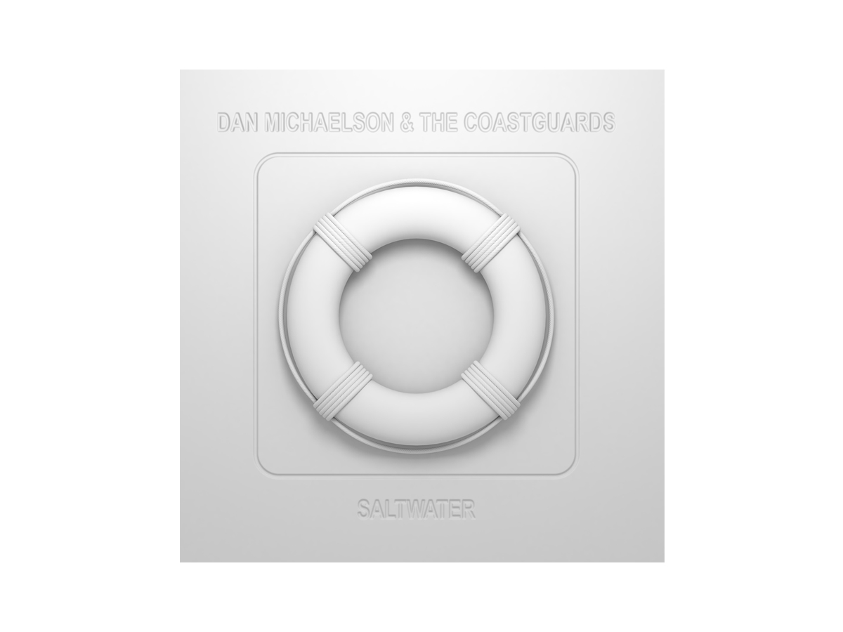 Dan Michaelson & The Coastguards CD Cover