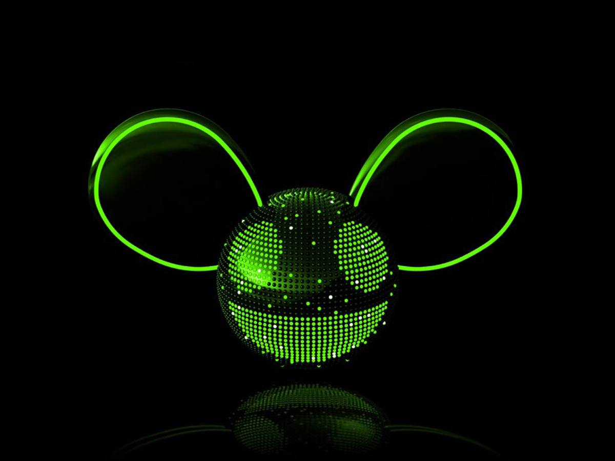 Deadmau5 4x4=12 Concept Development Green