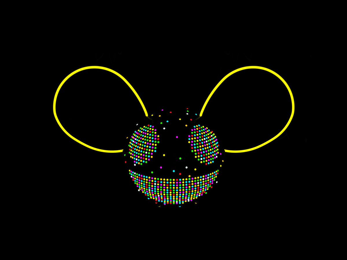 Deadmau5 4x4=12 Concept Development Yellow