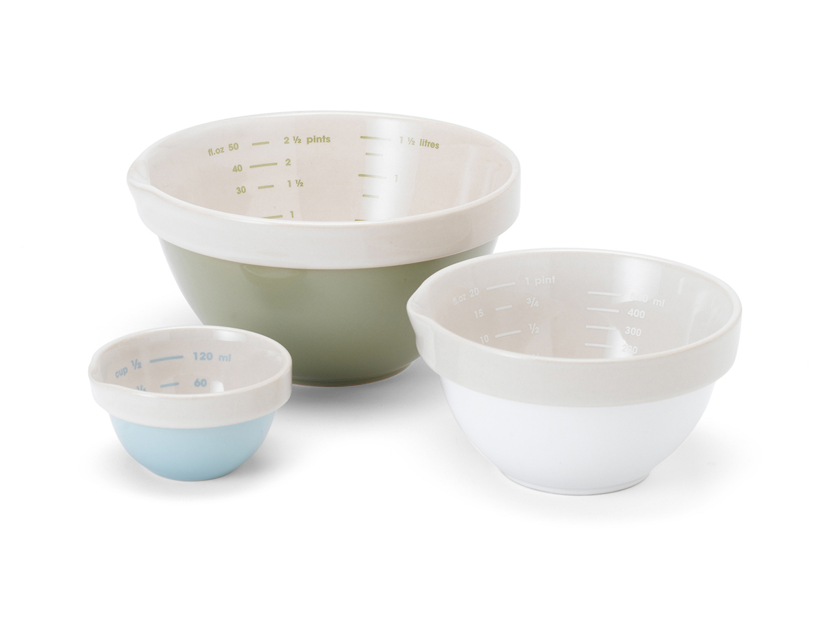 Measuring Bowls 3 Sizes