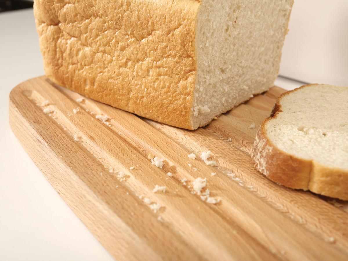 Melamine Bread Bin Mk2 Board Detail