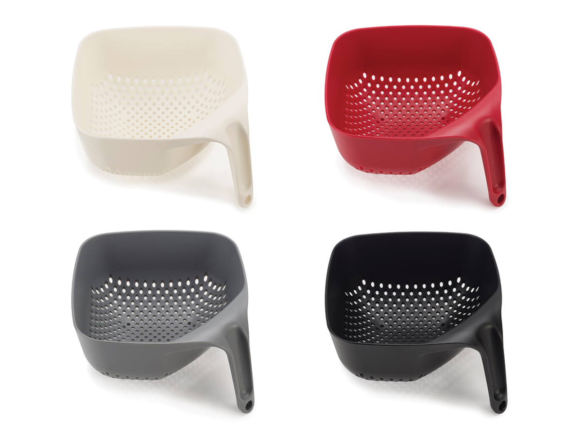 Square Colander Mk3 by Morph for Joseph Joseph