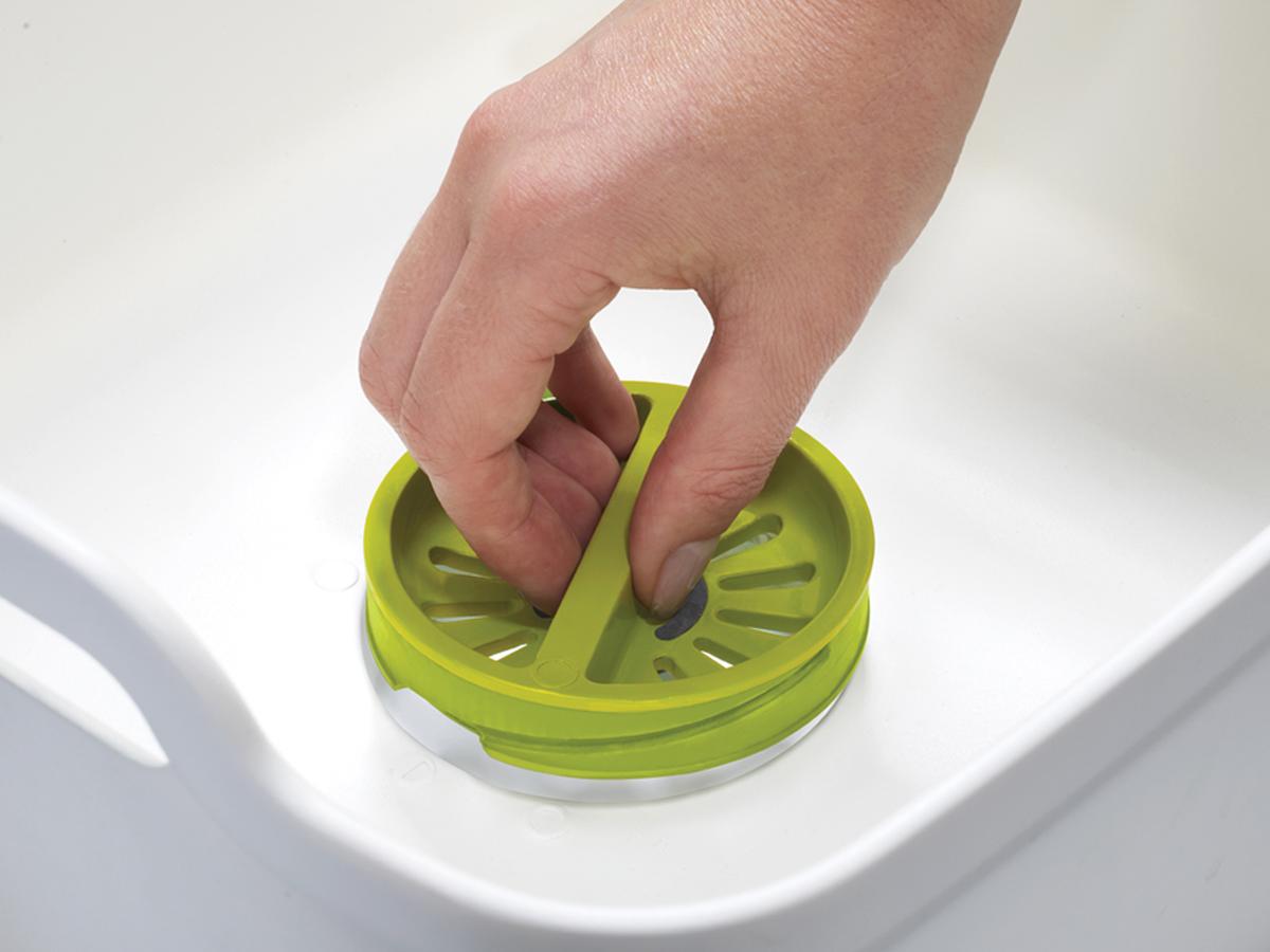 Wash&Drain Plug Detail