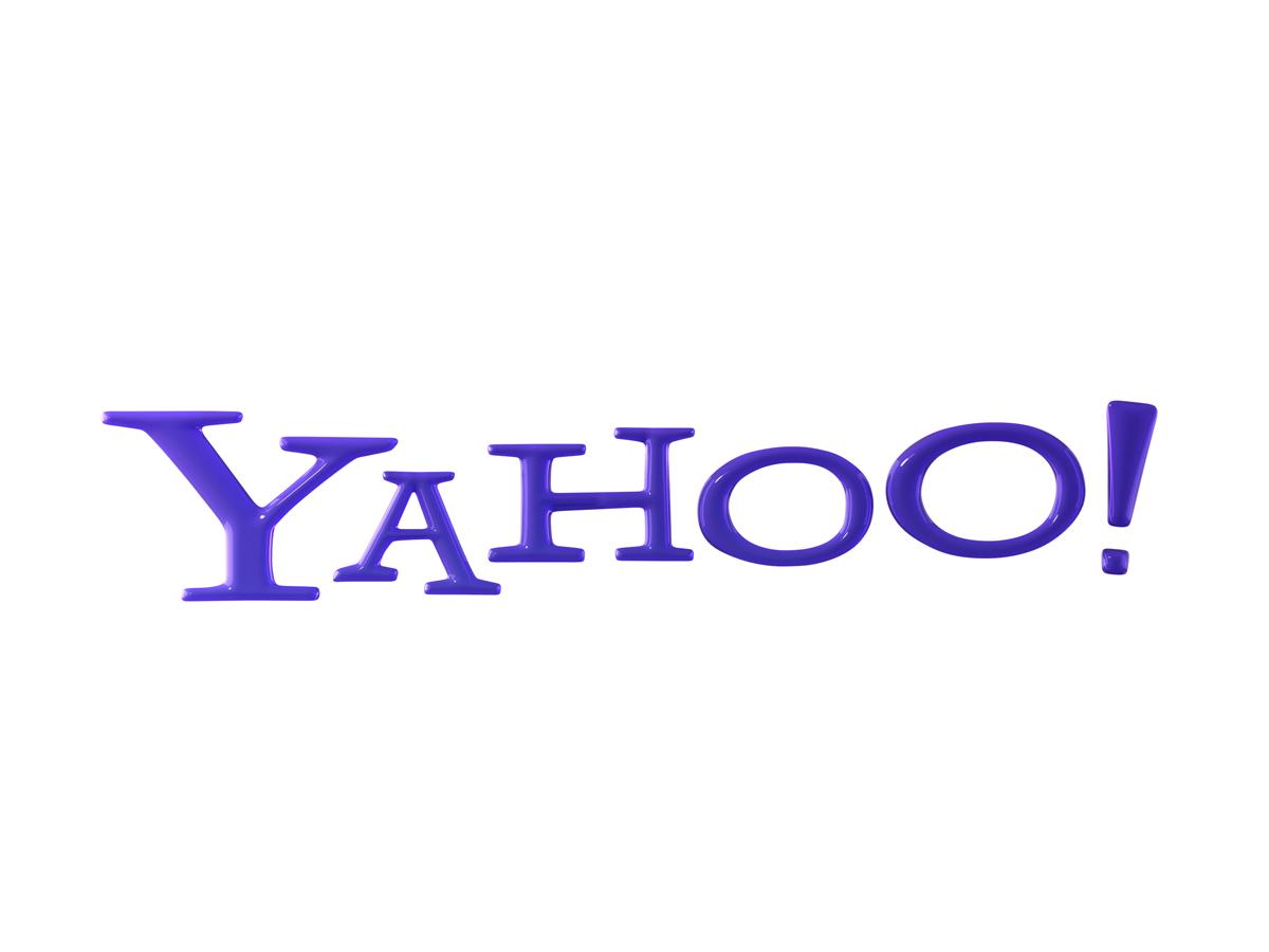 Yahoo Full Logo Soft