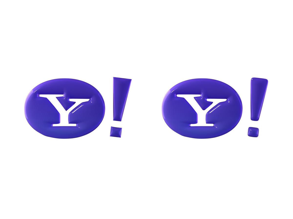 Yahoo Y Logo Round