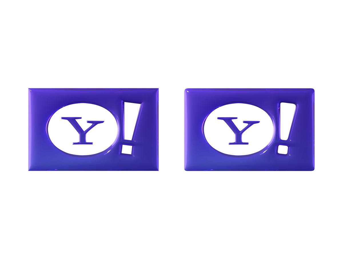 Yahoo Y Logo Square