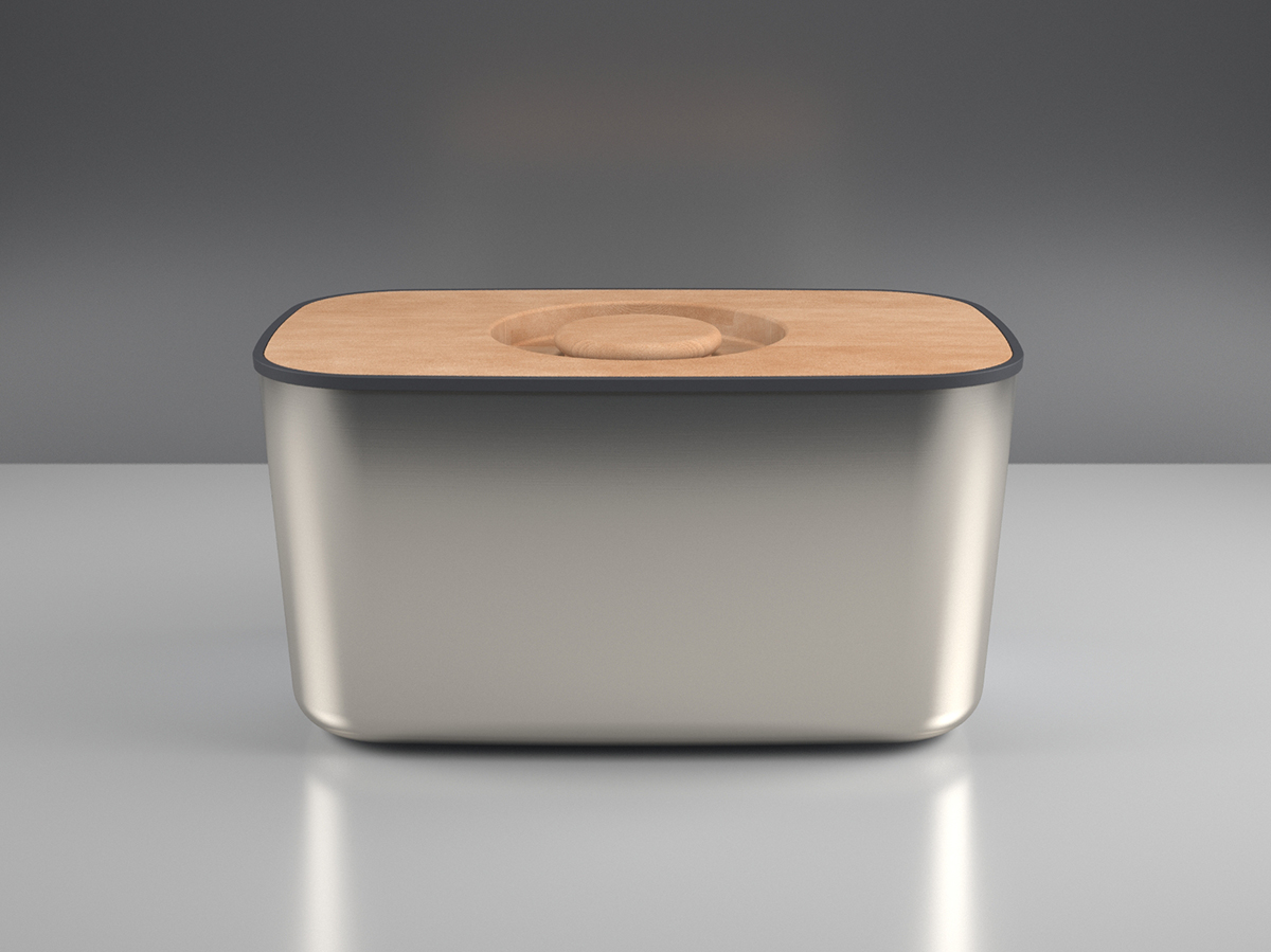 "Bread Bin ""100 Collection"" by Morph for Joseph Joseph"