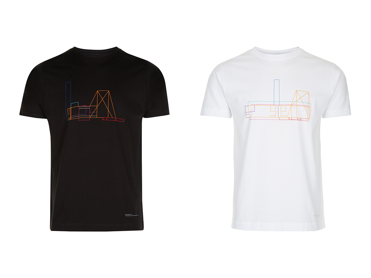 Tate Modern Peter Saville T-Shirts