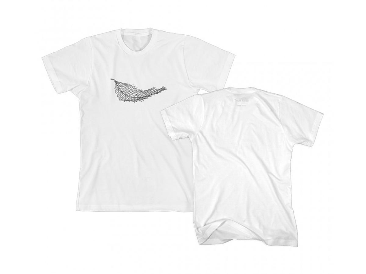 True Faith Exhibition T-Shirt White