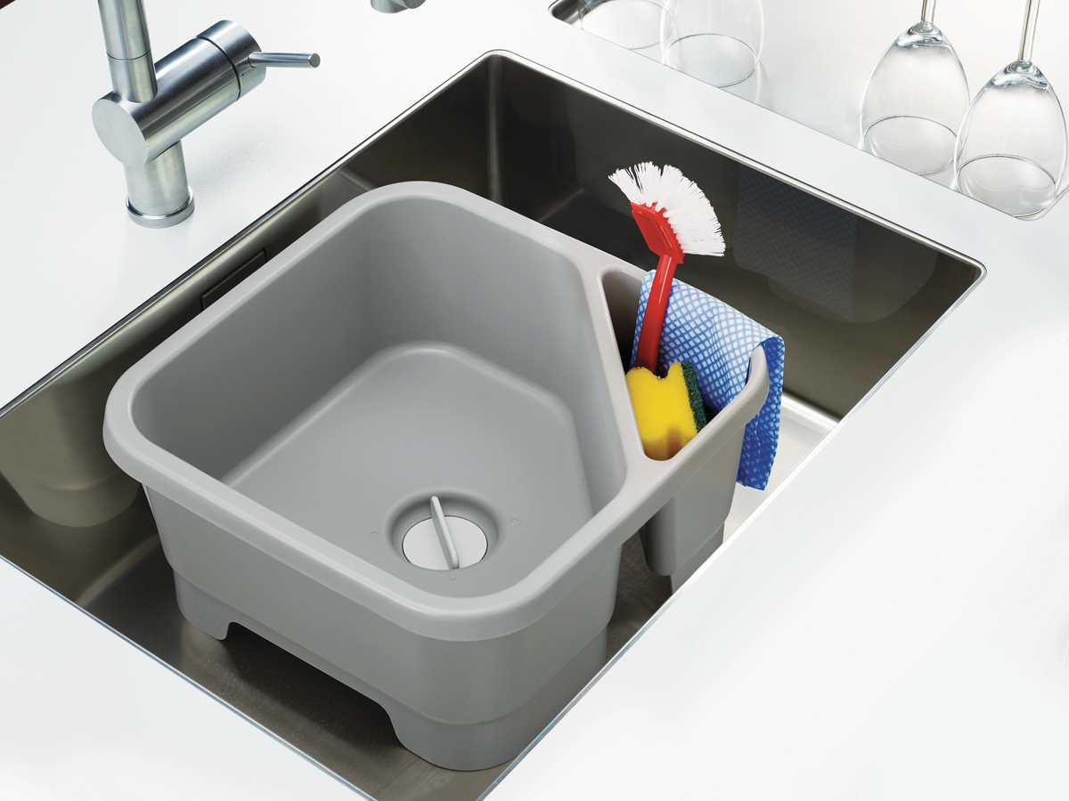 Duo™ Wash&Drain™ by Morph for Joseph Joseph