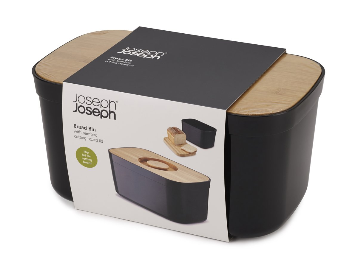 Updated Bread Bin by Morph for Joseph Joseph