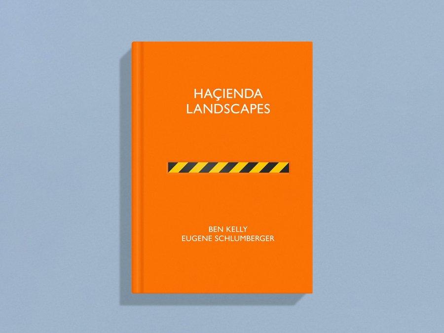 Haçienda Landscapes Book Kickstarter Launch